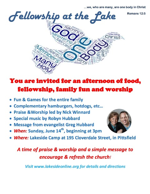Fellowship At The Lakeside June 14 2015 41