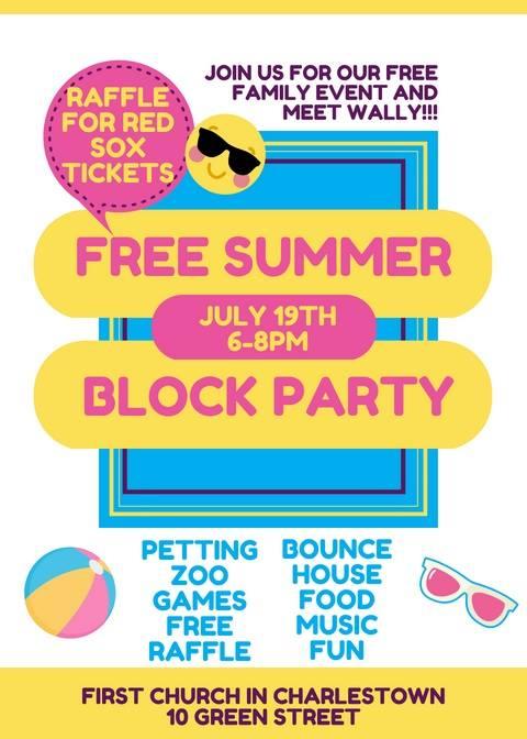 FCC Block Party 2018